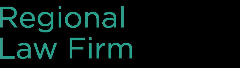 Regional Law Firm