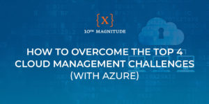 Azure Marketplace Offering Featuring 10th Magnitude and CloudHealth by VMware